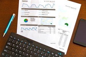 Business analytics data