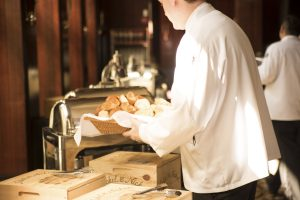 Pastry chef for a French Restaurant