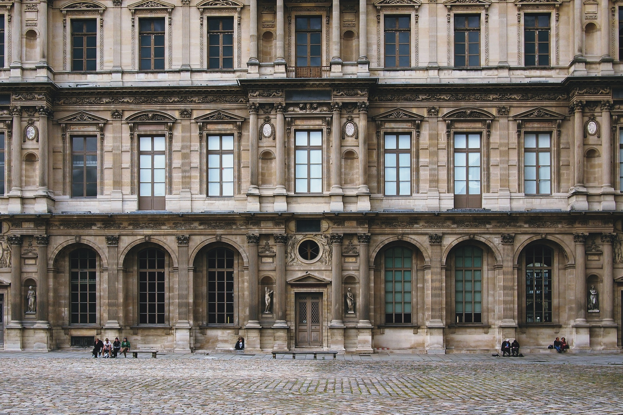Exquisite French Architecture