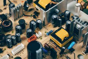 High-end electronics circuit board