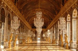 Versailles is now open as a museum.